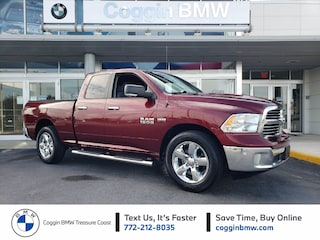 2016 Ram 1500 Big Horn Truck Quad Cab in [Company City]