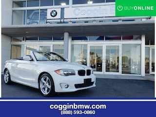 Used 2012 BMW 128i Convertible