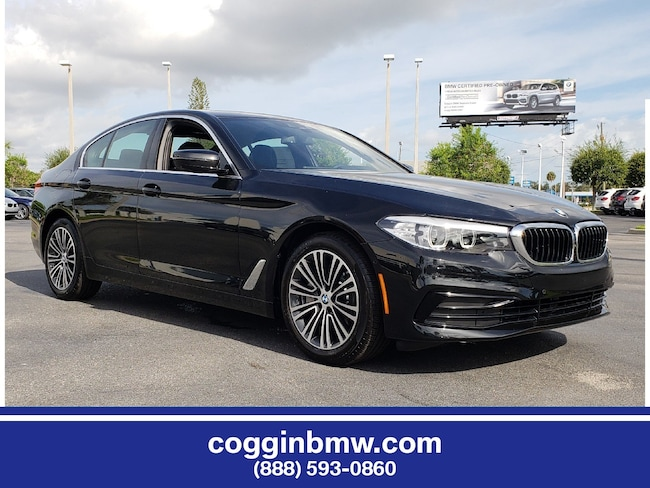 New 2019 BMW 530i For Sale | Tampa FL |