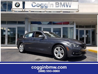 2017 BMW 330e iPerformance Sedan in [Company City]