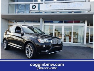 Used 2016 BMW X3 xDrive28i SAV in Houston