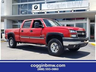 2006 Chevrolet Silverado 2500HD Truck Crew Cab