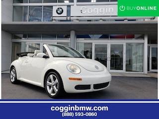 2007 Volkswagen New Beetle 2.5 Convertible