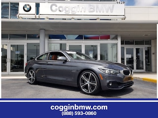 2018 BMW 430i Coupe in [Company City]
