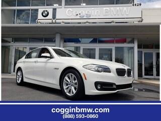 2016 BMW 528i Sedan in [Company City]