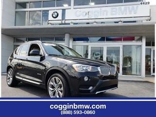 Used 2016 BMW X3 sDrive28i SAV in Houston
