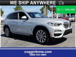 Used 2018 BMW X3 xDrive30i SAV