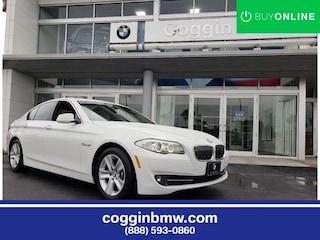 Used 2013 BMW 528i Sedan