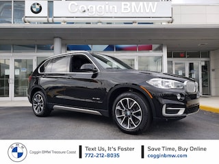 2018 BMW X5 sDrive35i SAV in [Company City]