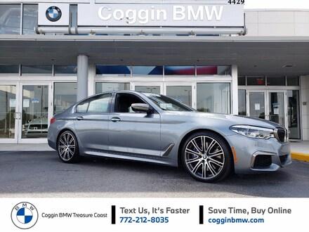 2018 BMW M550i xDrive Sedan