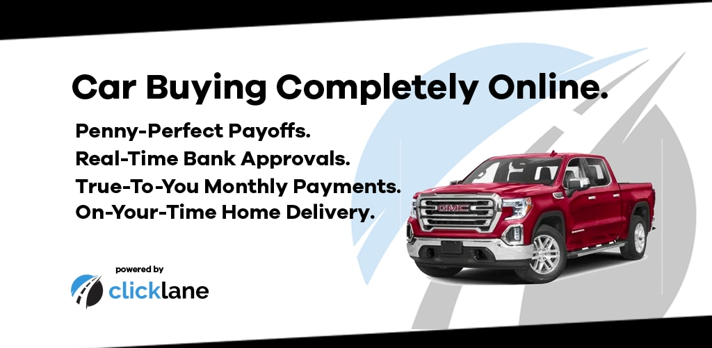100% online car buying