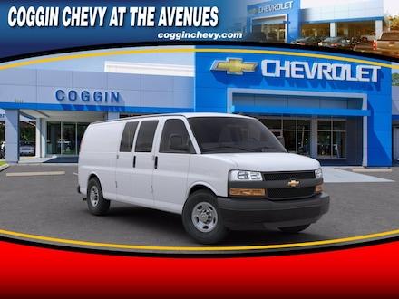 2020 Chevrolet Express Cargo 2500 WT Van