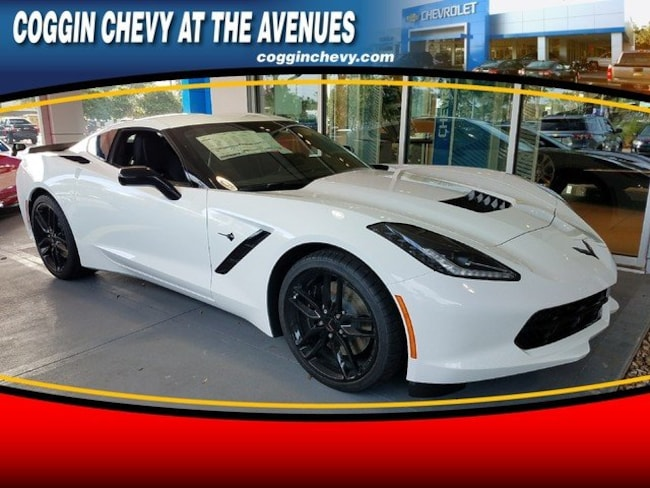 2019 Chevrolet Corvette Z51 1LT Coupe