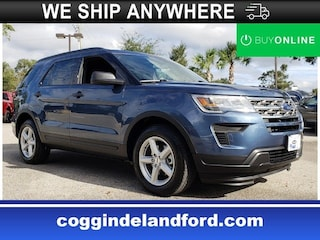 2019 Ford Explorer Base Base FWD