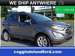 2020 Ford EcoSport SE SE FWD