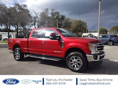 2021 Ford Super Duty F-250 SRW LARIAT 4WD Crew Cab 6.75 Box