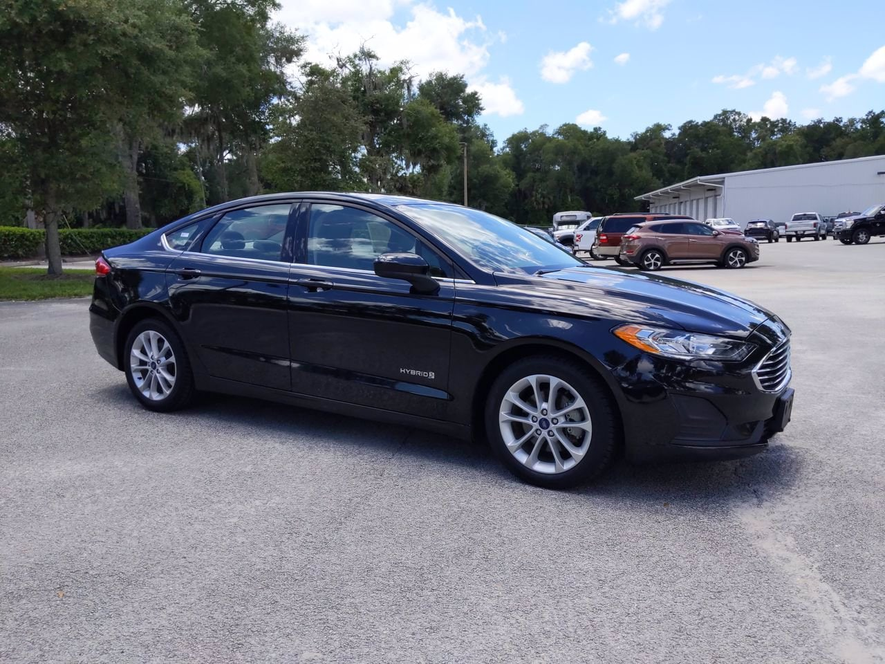 2020 Ford Fusion Hybrid For Sale In Jacksonville Fl Coggin Ford