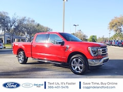 2021 Ford F-150 LARIAT 4WD SuperCrew 6.5 Box