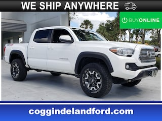 2016 Toyota Tacoma TRD Offroad Crew Cab Short Bed Truck