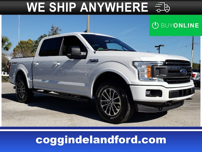 2019 Ford F-150 XLT XLT 4WD SuperCrew 5.5 Box