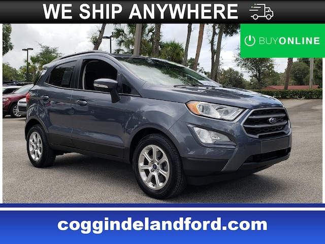 New and Pre-Owned Inventory | Coggin Deland Ford