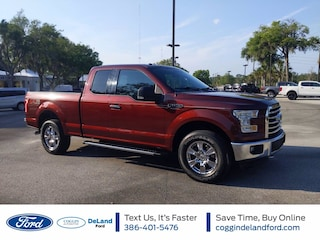 2016 Ford F-150 XLT Truck SuperCab