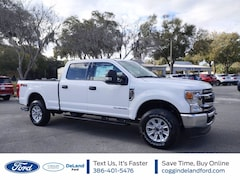 2021 Ford Super Duty F-250 SRW XLT 4WD Crew Cab 8 Box