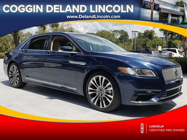 2017 Lincoln Continental Select Select FWD