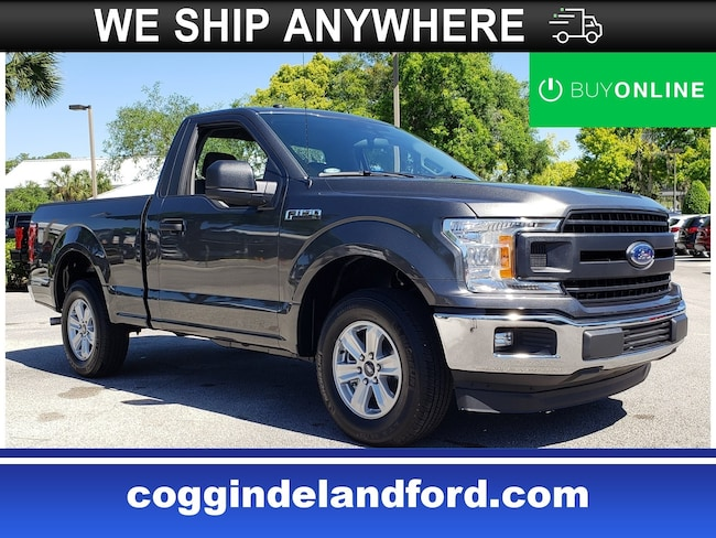 2019 Ford F-150 XL XL 2WD Reg Cab 6.5 Box
