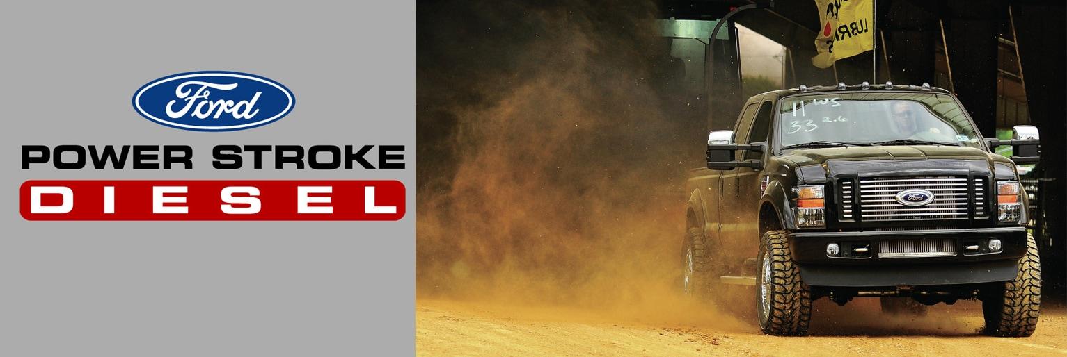 Power Stroke Diesel Oil Change