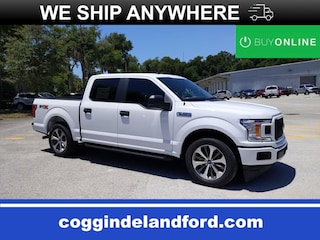 2019 Ford F-150 STX XL 2WD SuperCrew 5.5 Box