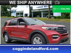 2020 Ford Explorer XLT XLT RWD