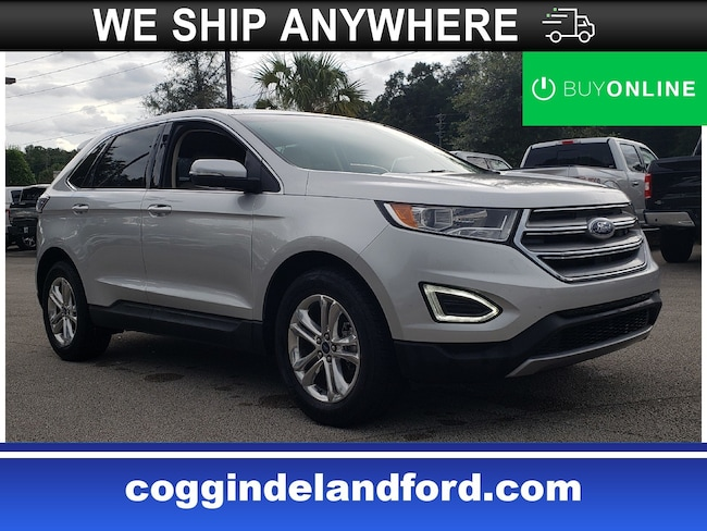 2015 Ford Edge SEL SEL FWD