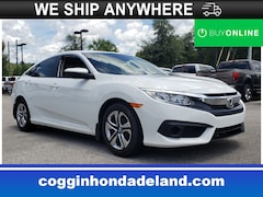 2018 Honda Civic LX w/Honda Sensing Sedan