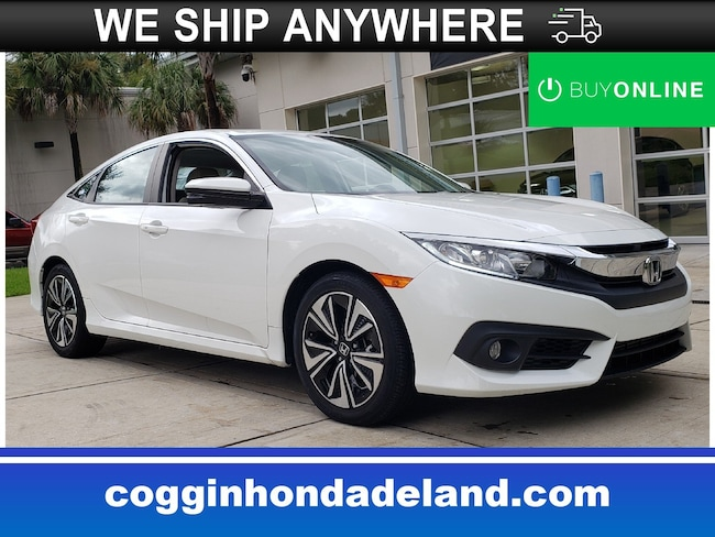 2016 Honda Civic EX-L Sedan