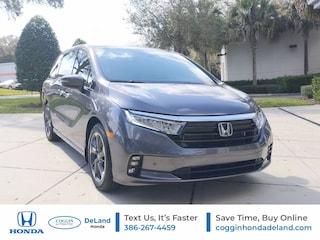 2022 Honda Odyssey Elite Van