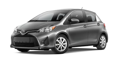 2016 Toyota Yaris Yaris L 5-Door 4AT