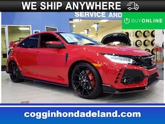 2019 Honda Civic Type R Touring Hatchback