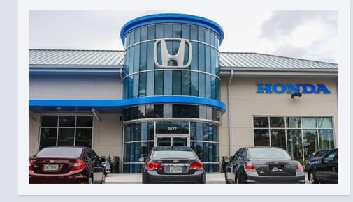 Coggin Deland Honda Deland Honda Car Dealership In Florida