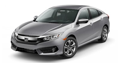 2016 Honda Civic CVT LX