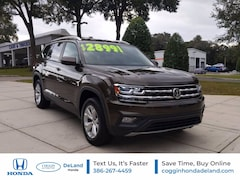 Used Volkswagen Atlas Orange City Fl