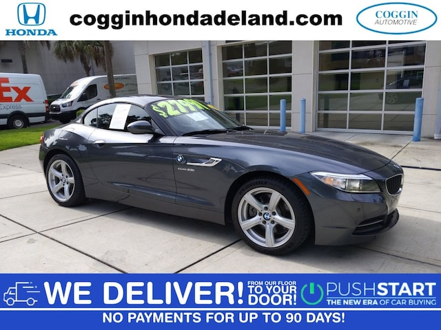 2016 BMW Z4 sDrive28i Roadster