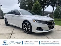 2021 Honda Accord Sport SE 1.5T Sedan