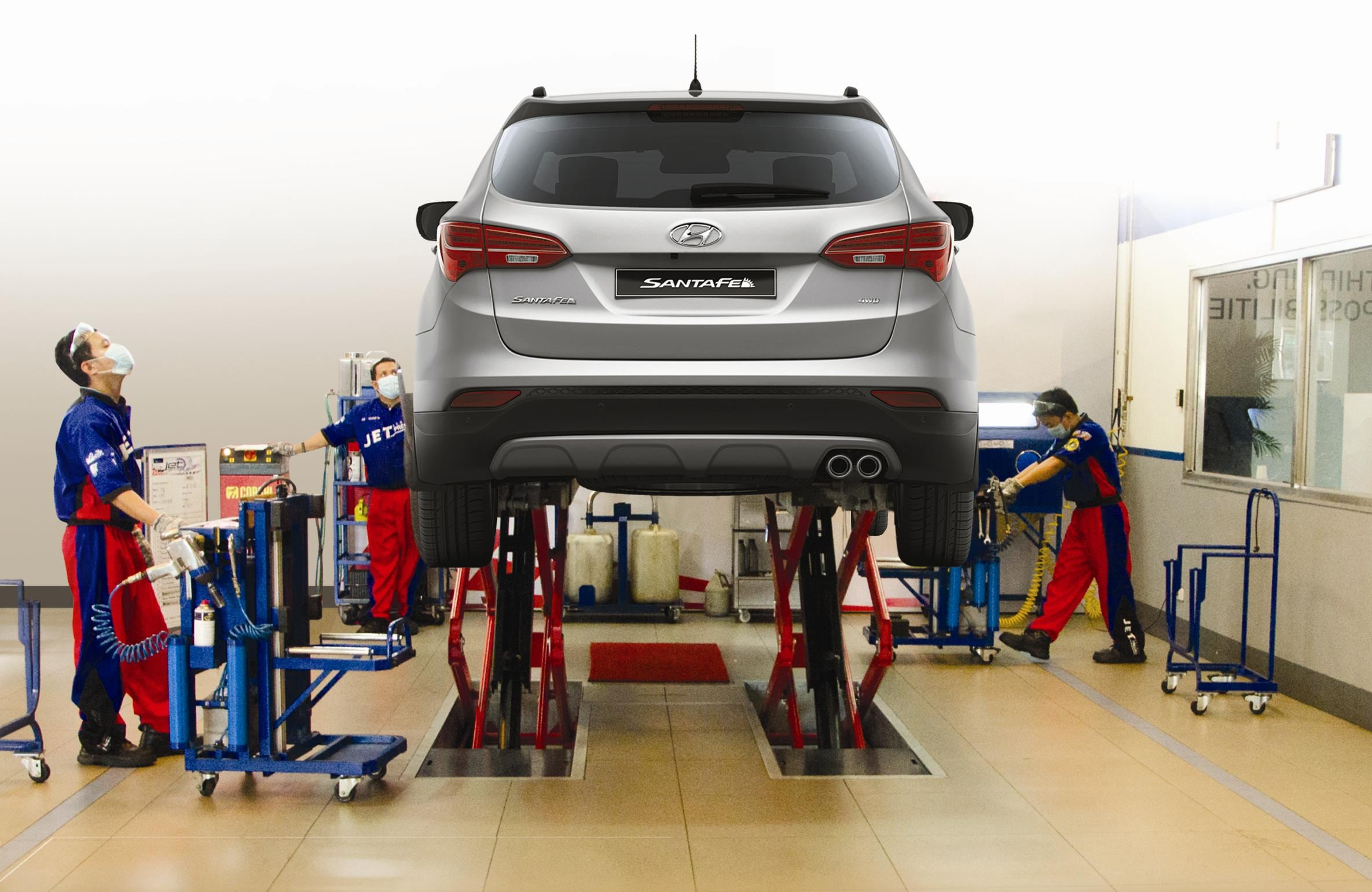 Coggin DeLand Hyundai vs. Small Independent Repair Shops