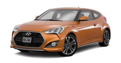 2016 Hyundai Veloster Base 6AT