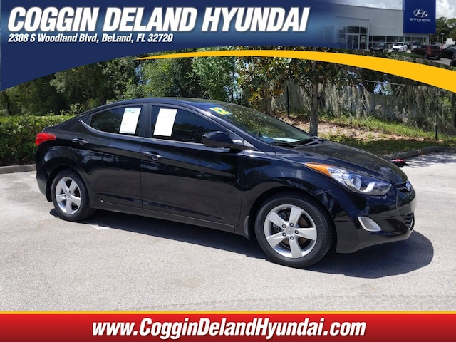 2012 Hyundai Elantra GLS Sedan