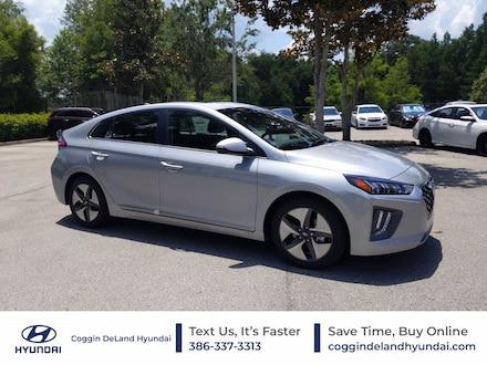 2021 Hyundai Ioniq Hybrid SEL Hatchback