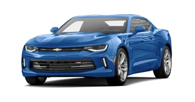 2016 Chevrolet Camaro Coupe 2LT
