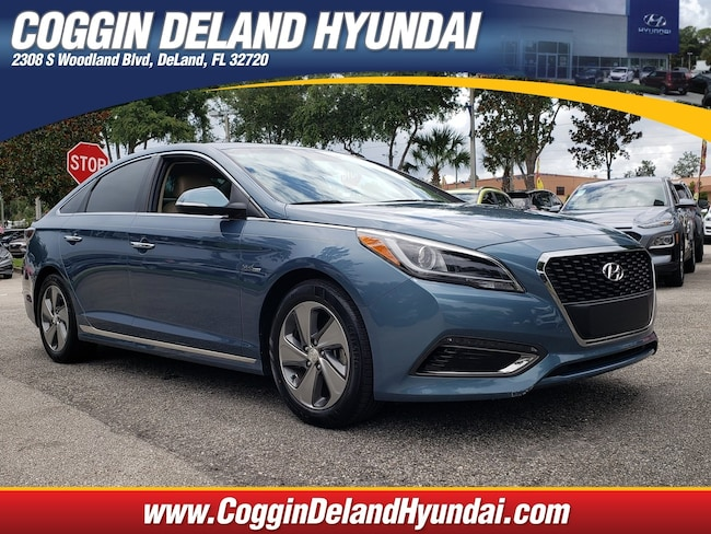 2016 Hyundai Sonata Hybrid Limited Sedan