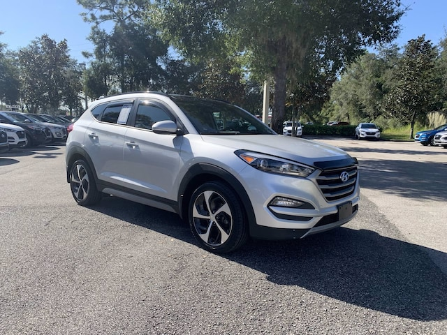 2017 Hyundai Tucson Value SUV
